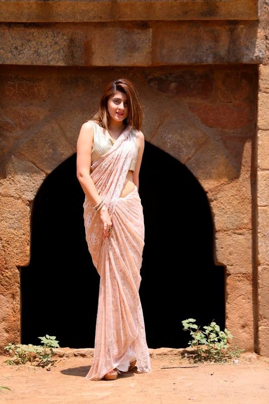 Chantilly lace saree saloni sehra a massive thanks in advance aloadofball Choice Image