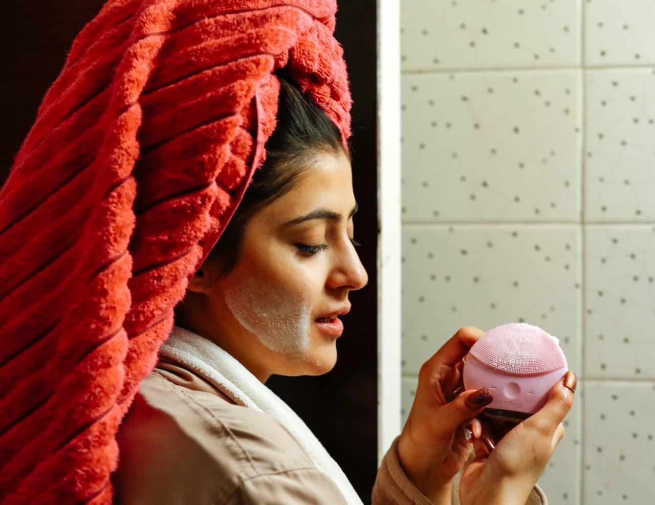 foreo LUNA mini 2 review saloni sehra 4